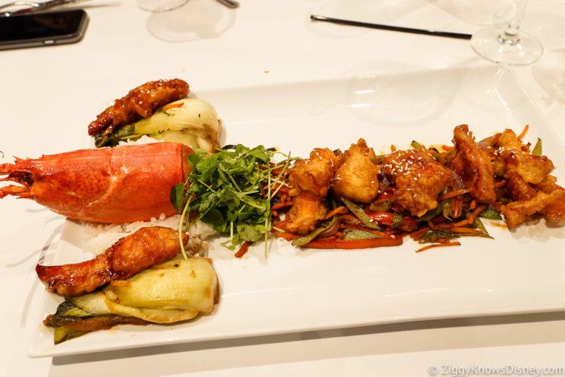 Cantonese Lobster Todd English Bluezoo Disney World