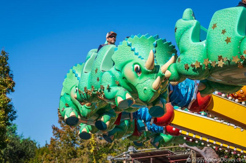 TriceraTop Spin Disney World
