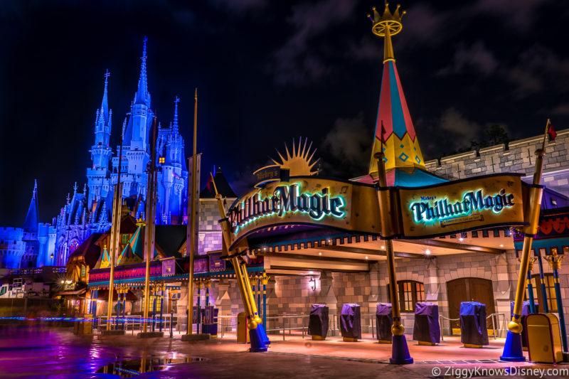 Mickey's PhilharMagic Disney World