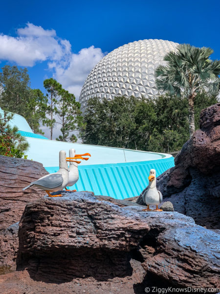 The Seas with Nemo & Friends EPCOT Disney World