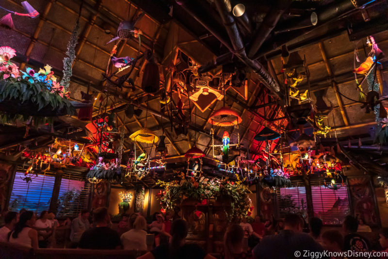 Walt Disney's Enchanted Tiki Room Disney World