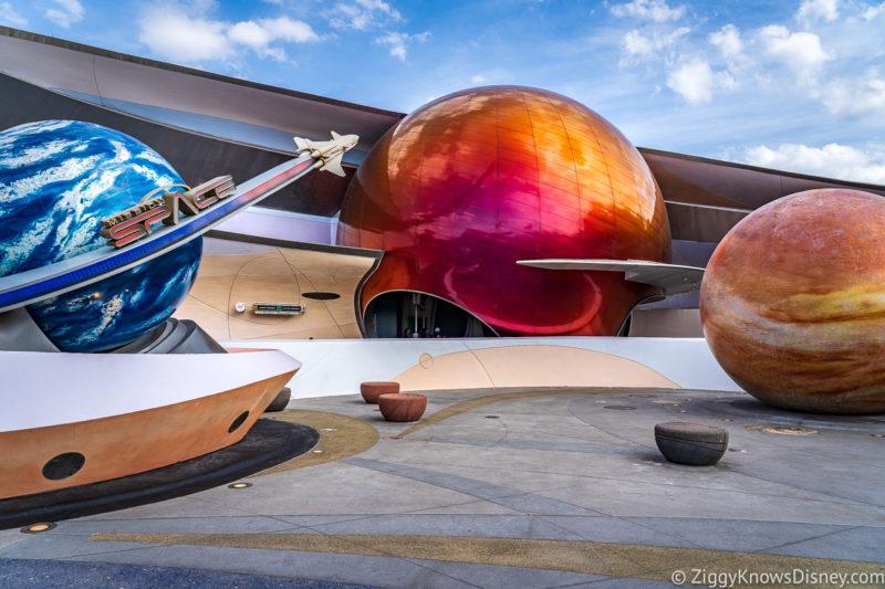 Mission: SPACE Disney World