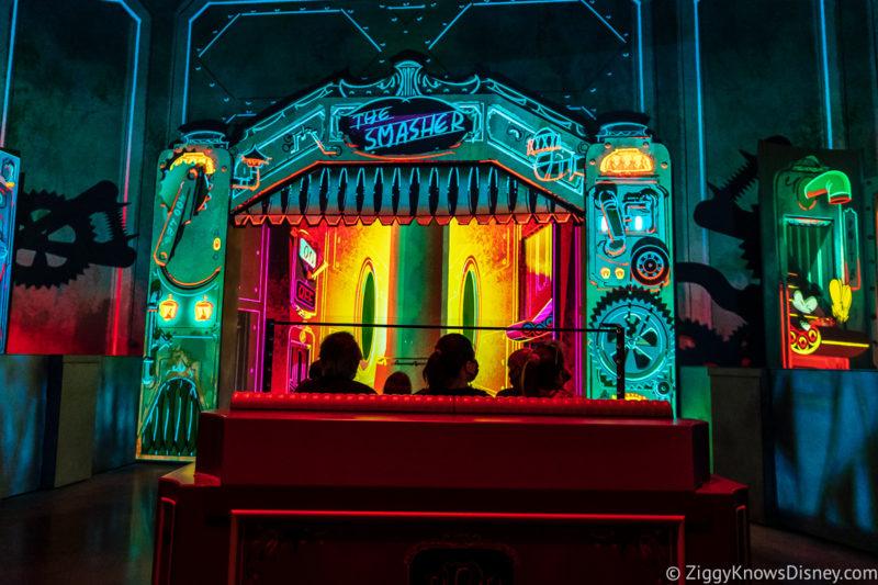 Mickey & Minnie's Runaway Railway Disney World
