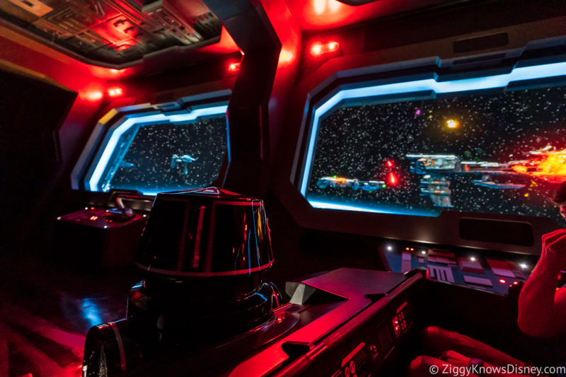 Star Wars: Rise of the Resistance Disney World