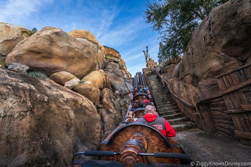 Best Disney World Rides List