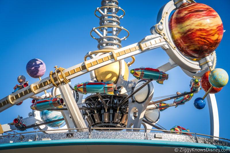 Astro Orbiter Disney World