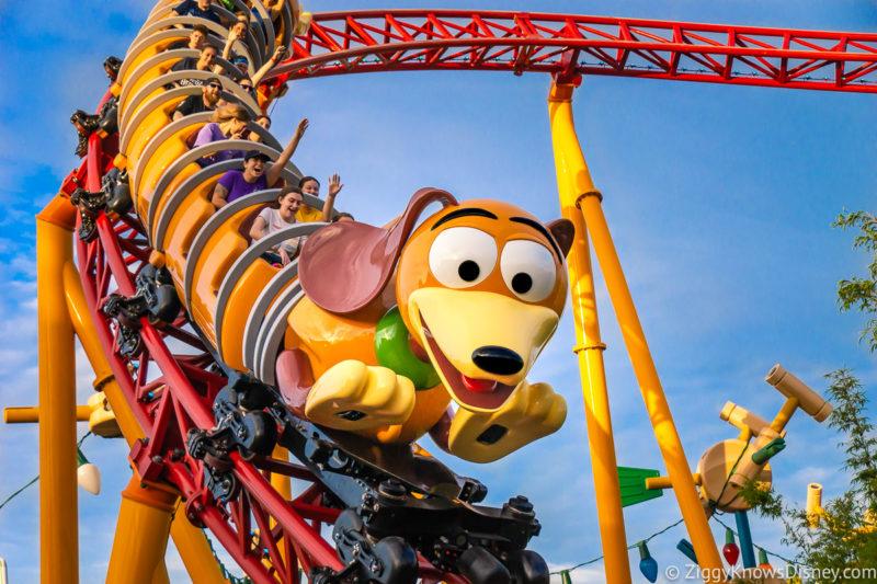 Best Disney World Roller Coasters