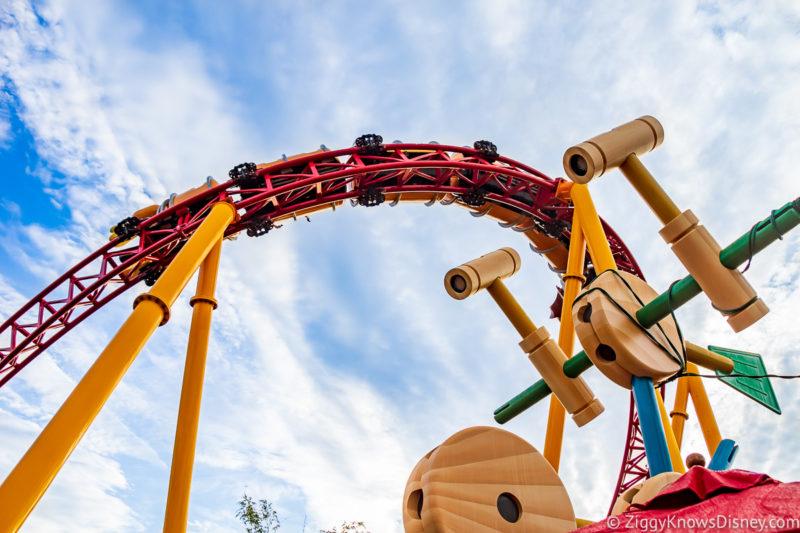 Avoid Long Lines on Disney World Roller Coasters