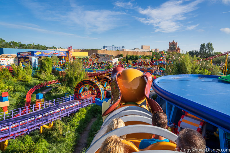 Disney World Roller Coasters for Kids