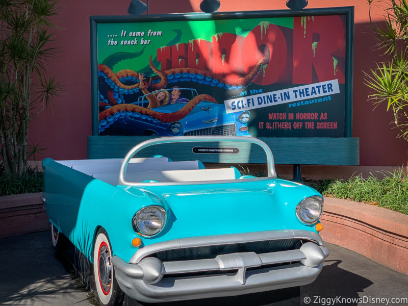 Sci-Fi Dine-In Theater Hollywood Studios