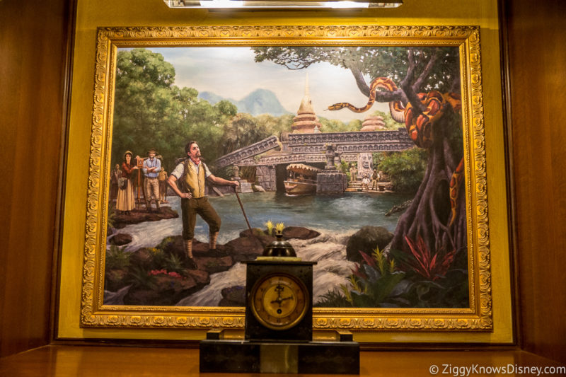 Jungle Cruise Navigation Skipper Canteen Magic Kingdom