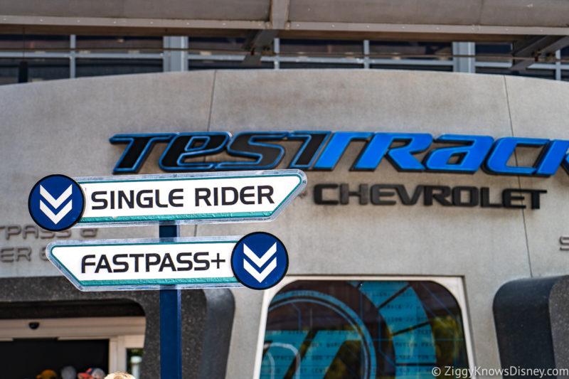 Disney World Single Rider Line