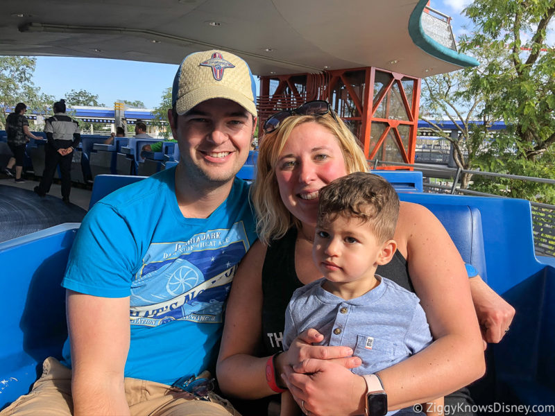 Best Disney World rides for toddlers and kids