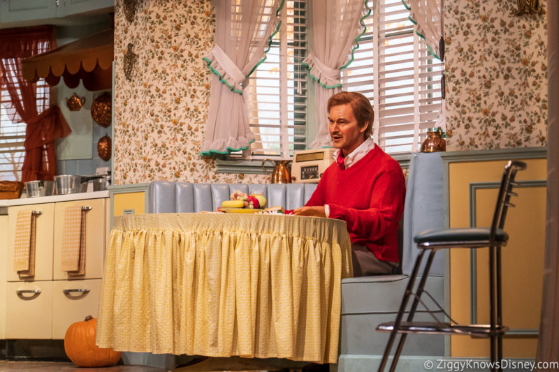 Carousel of Progress Magic Kingdom