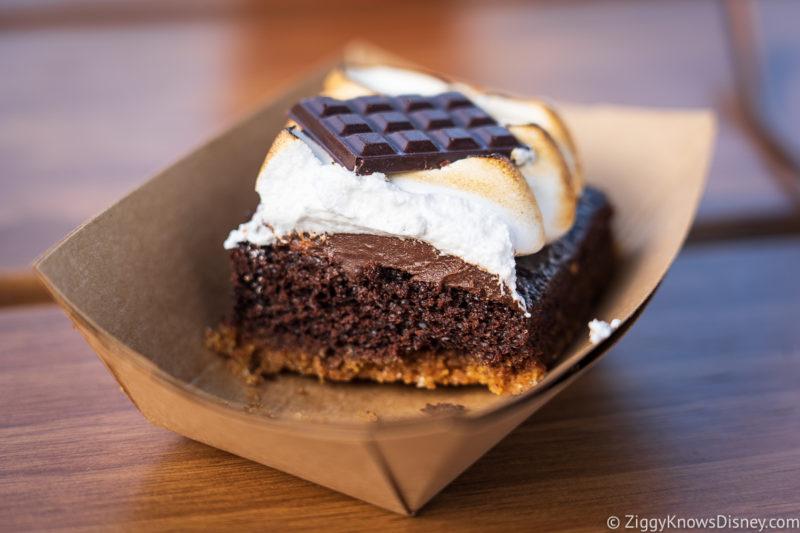 Regal Eagle Smokehouse Brownie EPCOT Snacks