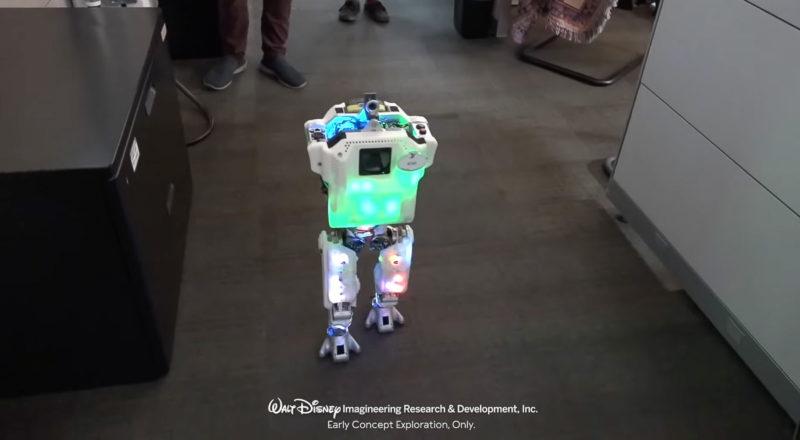 Groot Animatronic Walking Robot