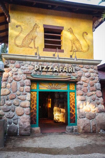 Pizzafari Animal Kingdom