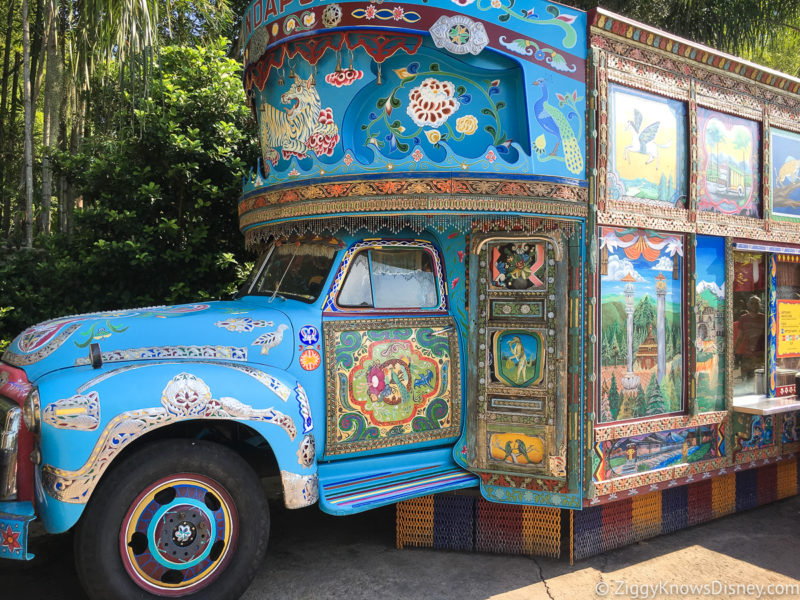 Andanapur Ice Cream Truck Animal Kingdom