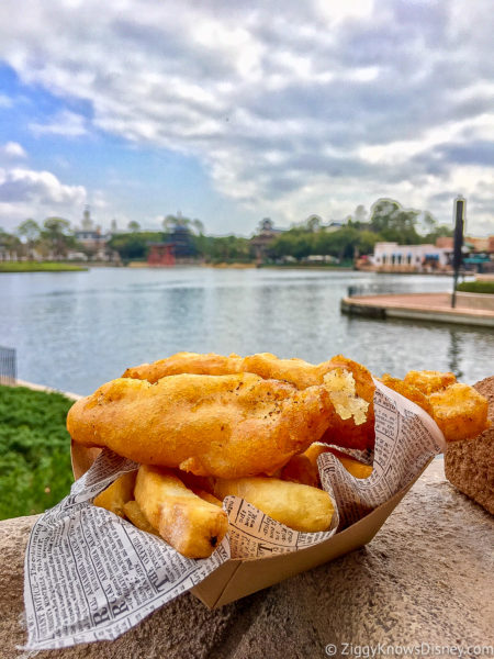Yorkshire County Fish Shop EPCOT