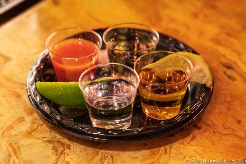 La Cava del Tequila EPCOT Restaurants