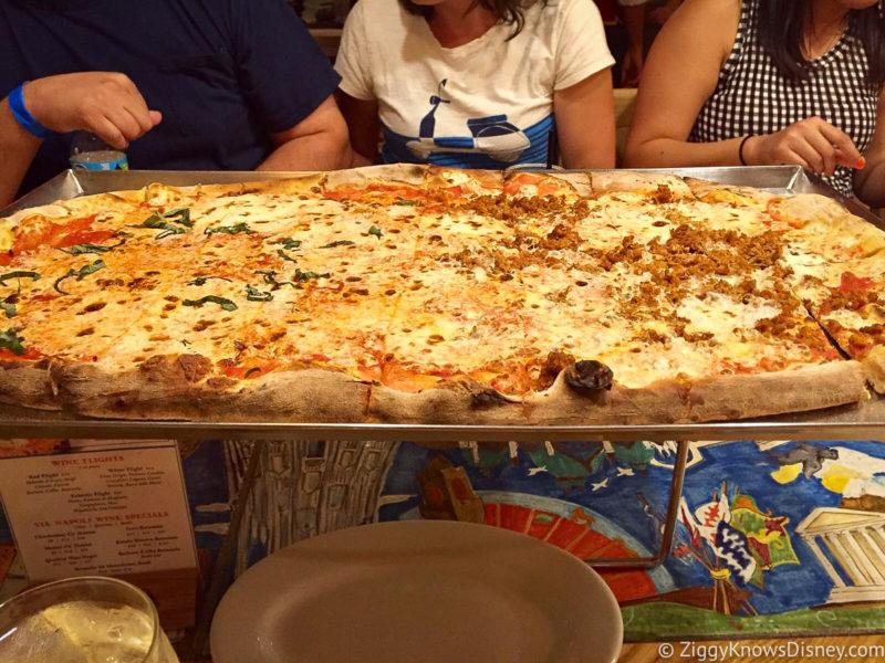 Via Napoli EPCOT Restaurants