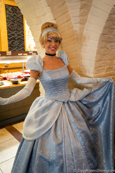 Best EPCOT Character Meals