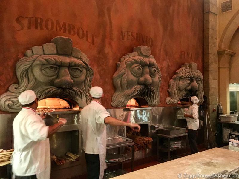 EPCOT Restaurant Reservations