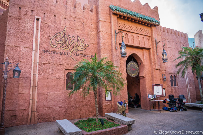 Restaurant Marrakesh EPCOT