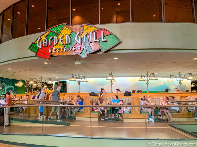 Garden Grill Restaurant EPCOT