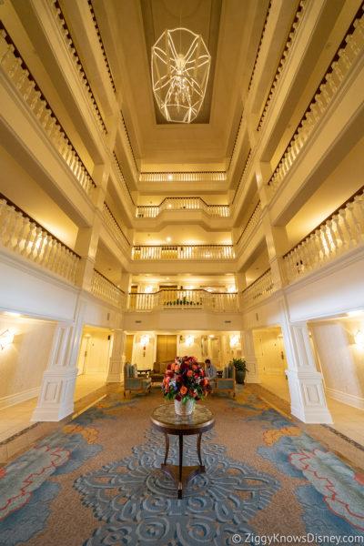 New Disney Vacation Club Villas Expansion Grand Floridian Resort