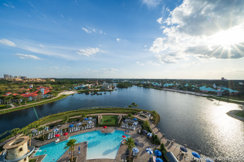 High Temperatures at Disney World in July