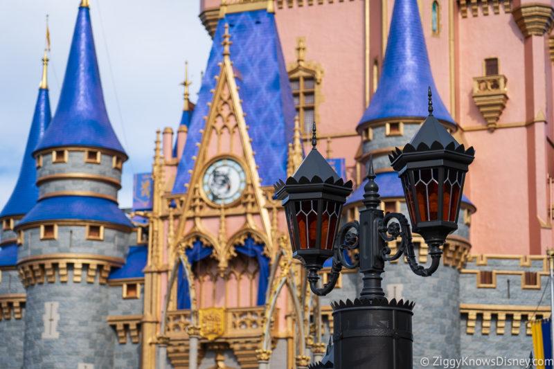 Rain at Disney World in July