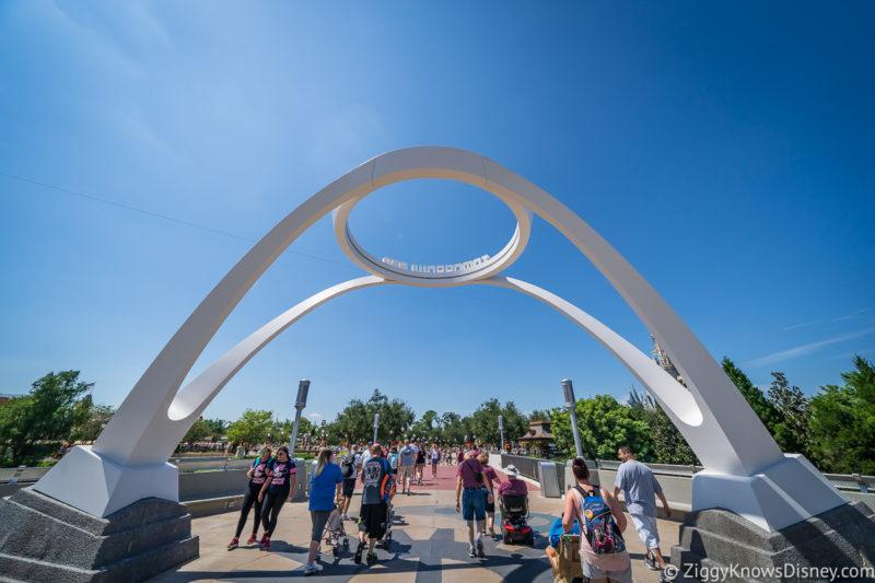 Disney World Park Hours in July