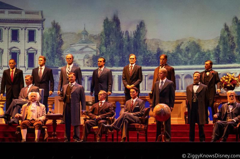 Hall of Presidents Disney World