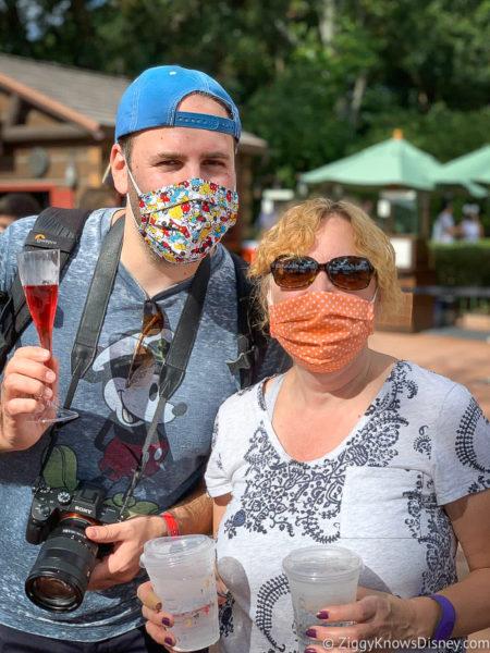 Disney World safety restrictions