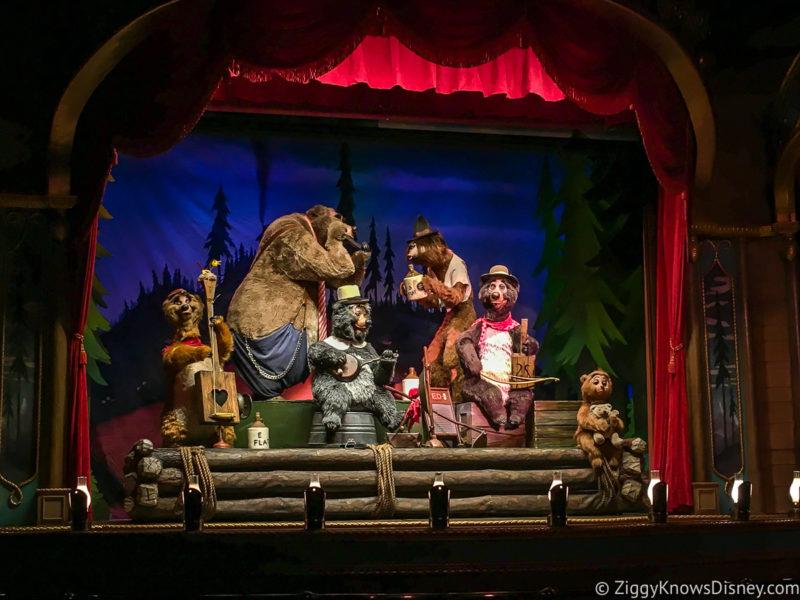 Disney World Country Bear Jamboree