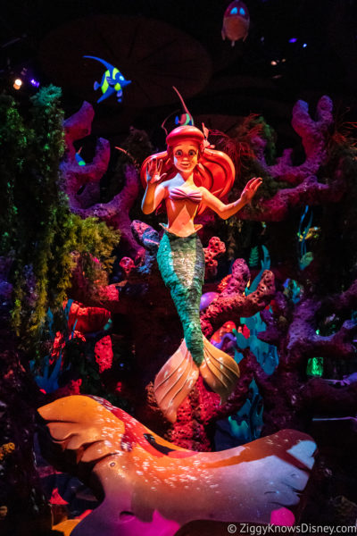 Ariel Journey of the Little Mermaid
