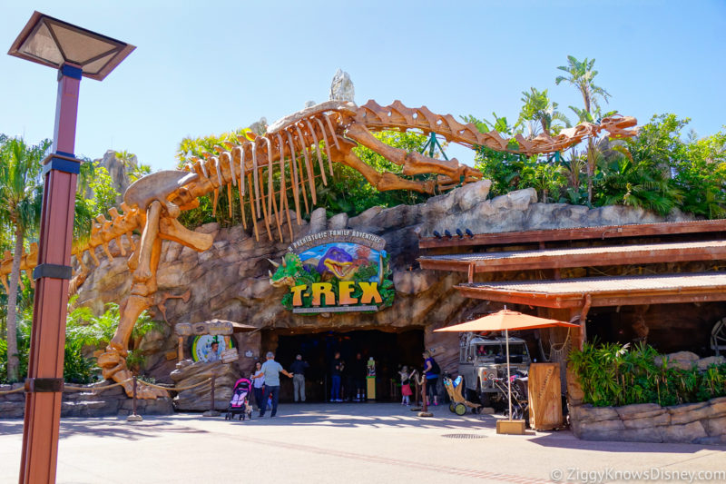 T-Rex Disney Springs Restaurant
