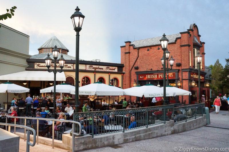 Cookes of Dublin Disney Springs Restaurants
