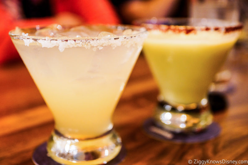 Margaritas at Frontera Cocina Disney Springs