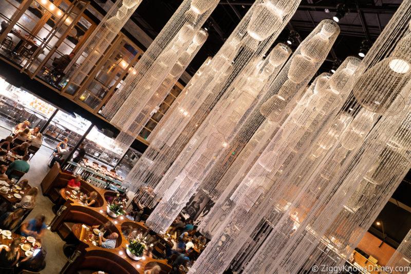 Morimoto Asia dining room Disney Springs