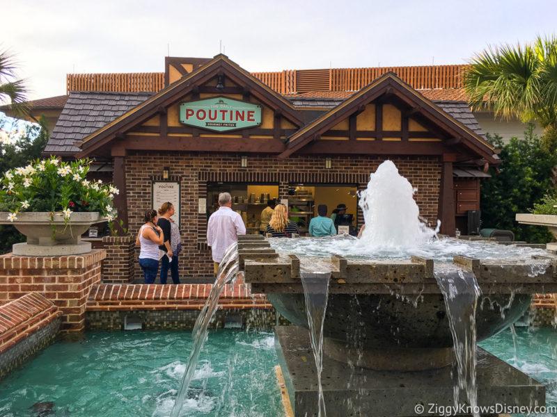 Daily Poutine Disney Springs