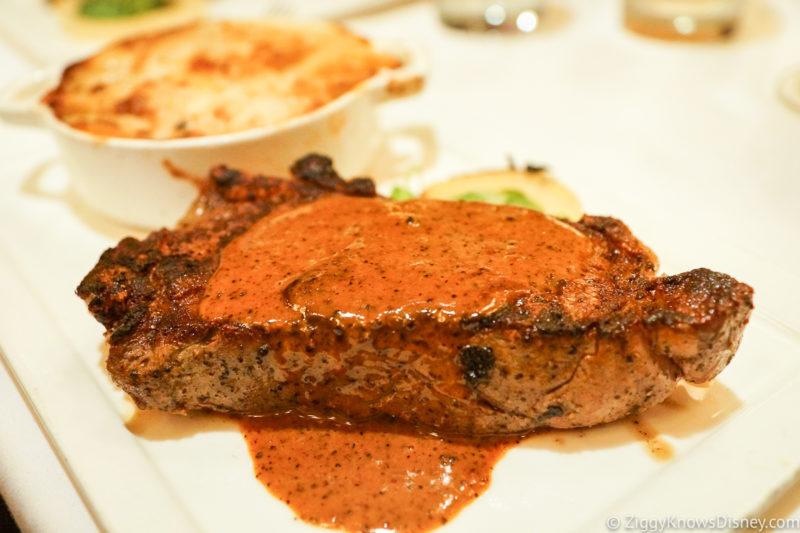 Yachtsman Steakhouse steak