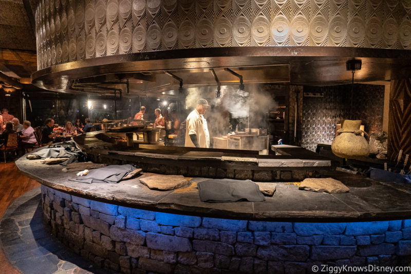 Ohana Restaurant Disney World