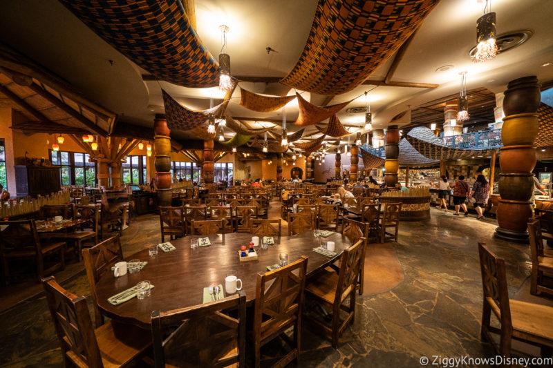 Boma Restaurant Animal Kingdom Lodge