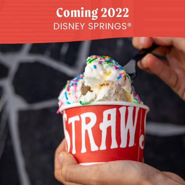 Salt & Straw coming to Disney Springs
