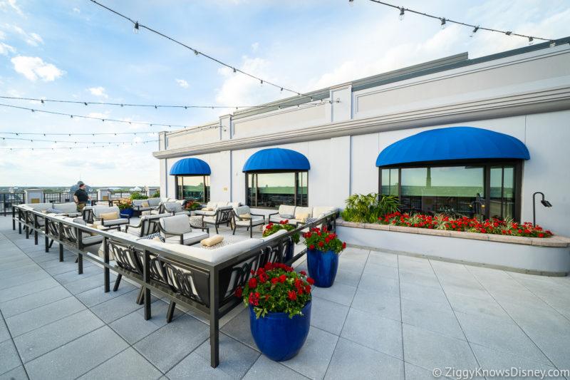 Topolino's Terrace Disney Riviera Resort