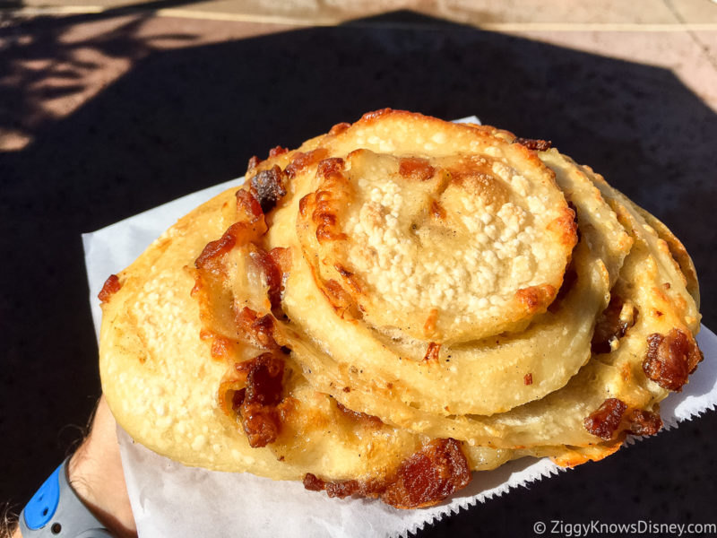 Bacon Cheese Bread Les Halles Boulangerie Patisserie
