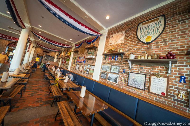 Best Counter Service Restaurants at Disney World
