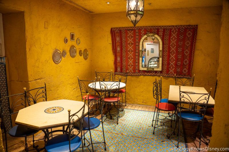 Tangierine Cafe Morocco